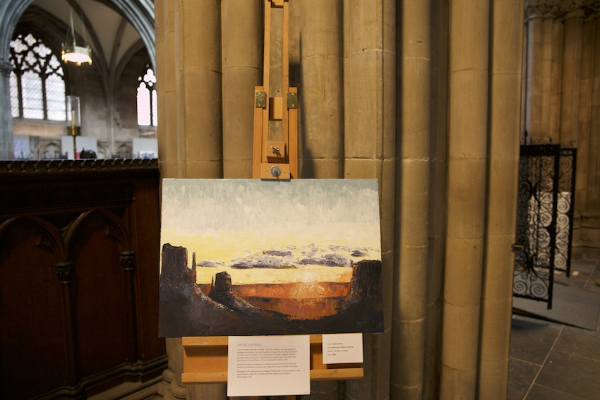 composition 2 Lichfield Cathedral 10