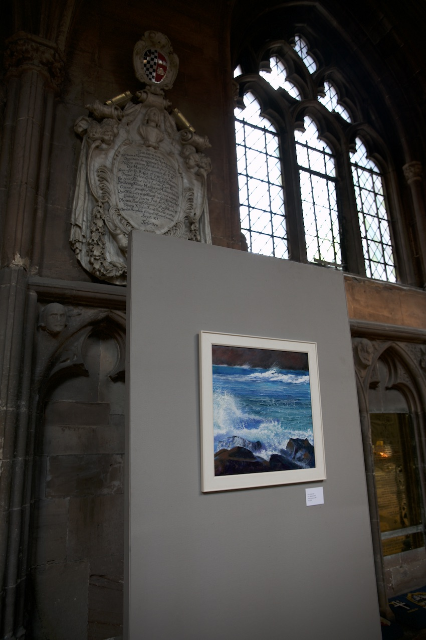 composition 2 Lichfield Cathedral 16